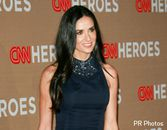 Demi Moore'S Secret To Shiny Strands
