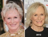 Glenn Close Wows Us With Her Makeover