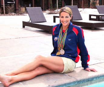 U.S. Olympian's Fight Against Varicose Veins