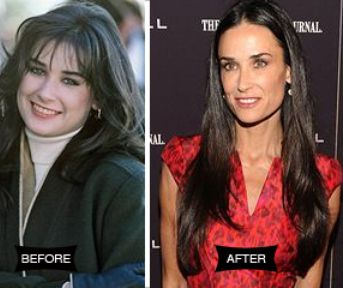 Insider Secrets: Demi Moore's Hot Mom Makeover