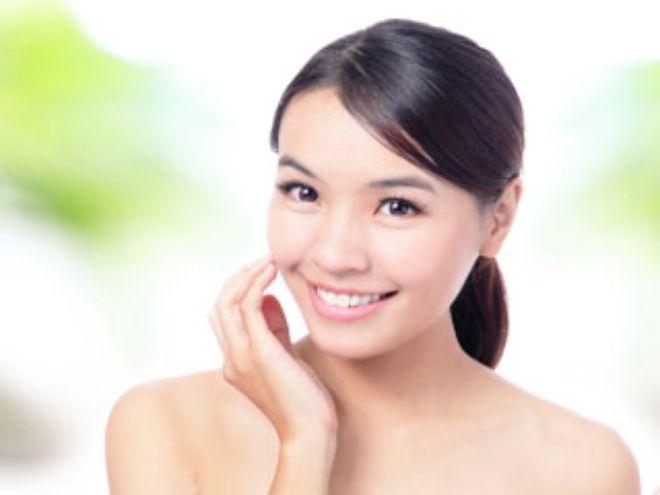 Asian Skin Care Secr