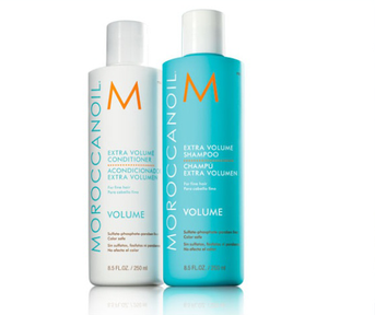 NewBeauty At Fred Segal Product Pick: Moroccanoil Extra Volume Shampoo