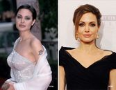 Angelina Jolie's Edgy to Elegant Makeover