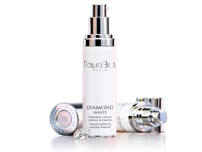 Skin Care With Gold and Diamonds - Skin Care