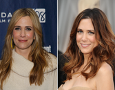 Kristen Wiig's Hair and Makeup Makeover