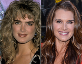 Why Brooke Shields Never Seems to Age
