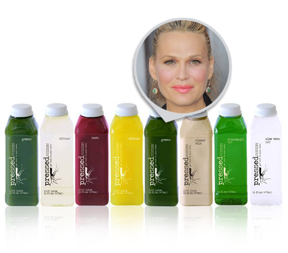 The Best Celebrity Juice Cleanses 2013 - NewBeauty