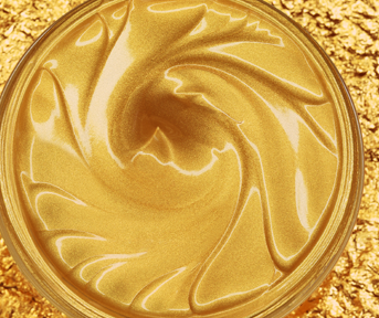 Gold in Your Skin Care May Cause Aging