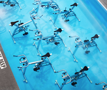 Take Your Workout Underwater