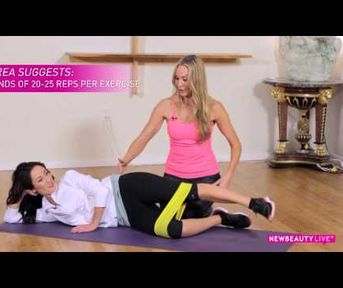 Fitness Moves to Tighten Your Thighs