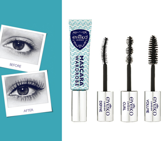 The Power of Three Mascaras