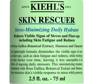 Stress Less With This Cream From Kiehl's