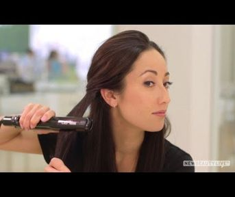 How to Get Silky, Super Straight Hair