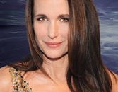 Andie MacDowell Talks About the Beauty of Being Zen