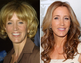 Felicity Huffman's Makeover: From Bland to Glam