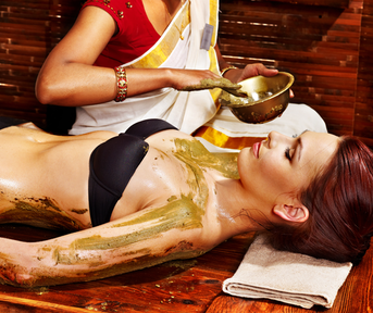 Magic Healers: Spa Mud Treatments