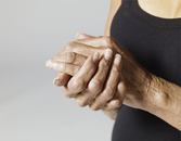 A Quick Fix for Aging Hands