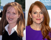 How Julianne Moore Defies Gravity