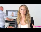 Behind the Scenes: Stacy Keibler's NewBeauty Cover Shoot