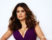 Salma Hayek Behind The Scenes At Her NewBeauty Magazine Cover Shoot