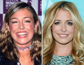Cat Deeley's Hollywood Transformation