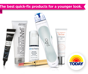 Six Editor-Approved Product Picks to Look Younger as Featured on Today