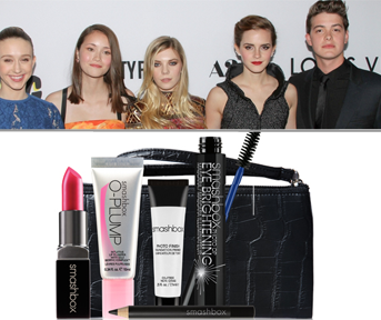 Smashbox Cosmetic Takes on The Bling Ring