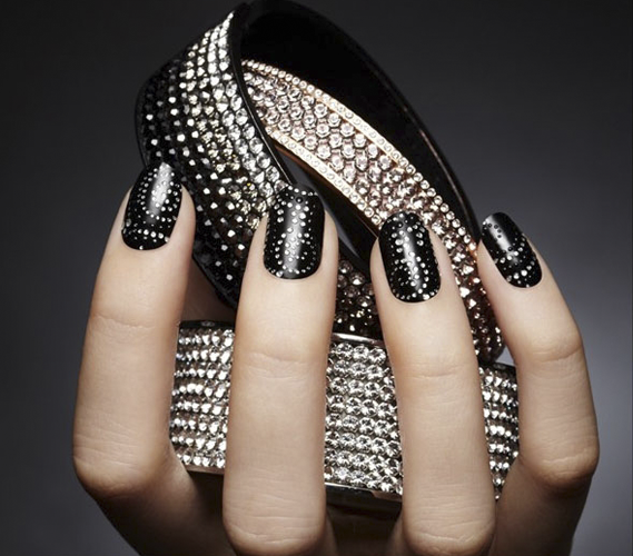 nail polish trends latest manicures unique polishes hands nails