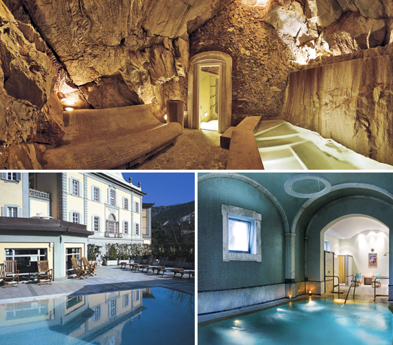Water spa treatments health wellness spa the beauty authority newbeauty - Bagni di pisa palace spa ...