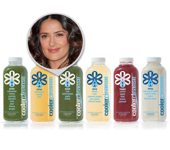 Celebrities Who Detox With Juice | POPSUGAR Fitness