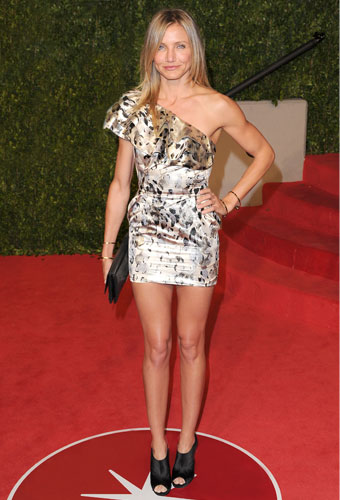 The Best Celebrity Legs - Cellulite - Body The Beauty ... Cameron Diaz Md