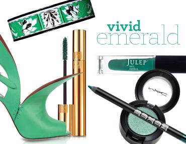 How To Wear Emerald Green Makeup; Best Green Makeup - Tips ...