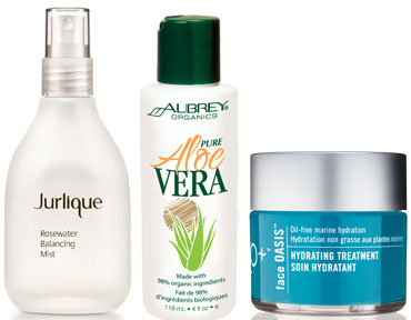 Active Ingredients skin care